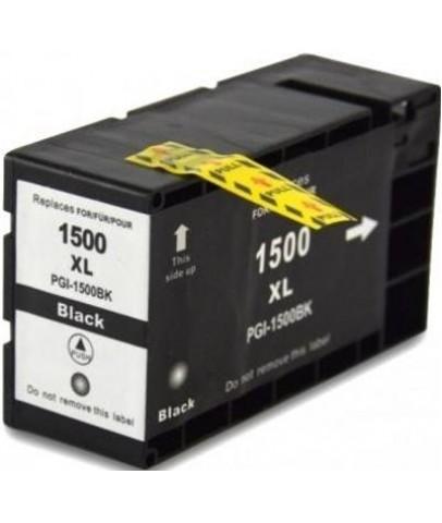 Ekoset Canon MB2050 MB2150 MB2155 uyumlu Siyah Muadil Kartuş PGI1500xl