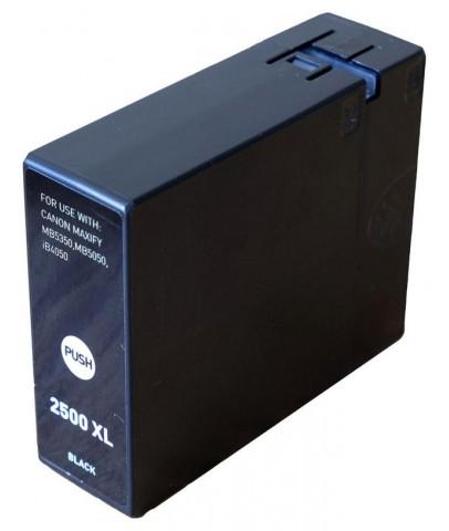 Canon iB4050, iB4150, MB5450 uyumlu Siyah Muadil Kartuş PGI-2500XL