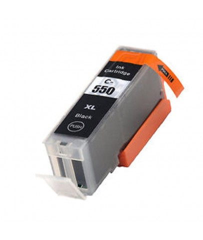 Ekoset Canon iP8750 iP7250 iX6850 uyumlu Siyah Kartuş PGI-550XL