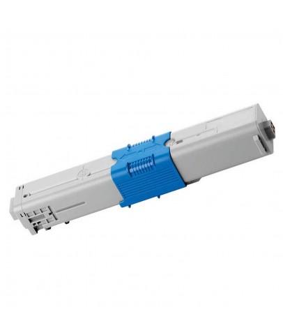 Ekoset oki C301/MC342w/MC342dnw uyumlu Mavi Muadil Toner Kartuş