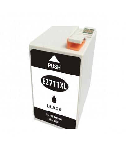 Ekoset Epson 27X Uyumlu Siyah Muadil Kartuş