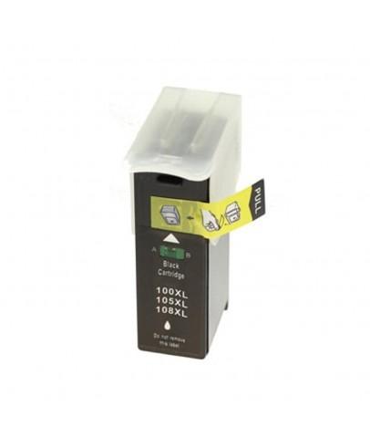Ekoset Lexmark inkjet Pro205 uyumlu Siyah Muadil Kartuş 100XL
